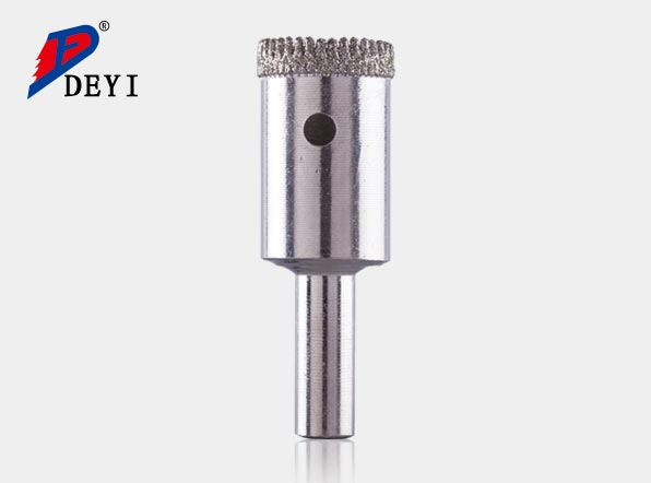 Electroplated drill DYD102